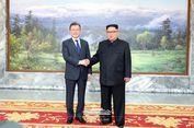 Kim Jong Un Kembali Bertemu Presiden Korsel di Panmunjom