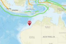 Gempa Australia M 6,6 yang Terasa hingga Bima Terjadi di Area yang Tak Biasa