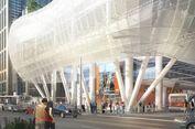 Butuh 10 Tahun, Pembangunan Terminal Unik San Fransisco