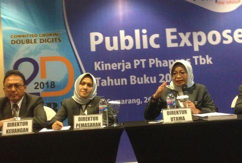 Phapros Bagi Dividen Total Rp 87,7 Miliar