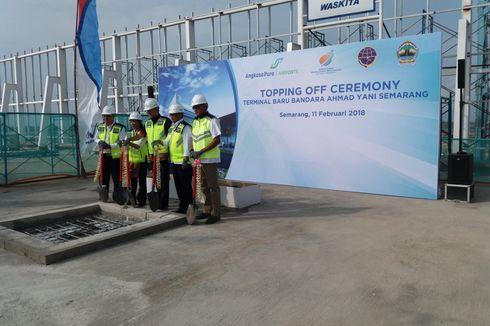Terminal Baru Bandara Ahmad Yani Bisa Beroperasi Saat Mudik Lebaran