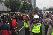 Polisi dan TNI Amankan Sidang PK Ahok di PN Jakarta Utara