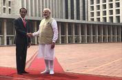 PM India Beri Selamat ke Presiden Jokowi Pakai Bahasa Indonesia
