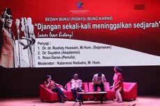 Gelorakan Rasa Nasionalisme Milenial, UPT Perpustakaan Bung Karno Gelar Bedah Buku Pidato Soekarno