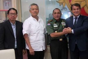 Pengacaranya Serang Hakim PN Jakarta Pusat, Tomy Winata Percepat Kepulangan ke Indonesia