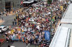 Gelar Aksi Protes Perubahan Iklim, Ratusan Ribu Murid di Seluruh Dunia Bolos