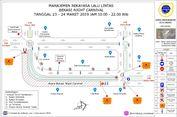 Ada 'Bekasi Night Carnival', Jalan di Sekitar Mal Summarecon Akan Dialihkan