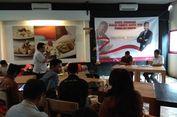Abraham Samad Dideklarasikan sebagai Capres 2019 oleh Relawan di Bali