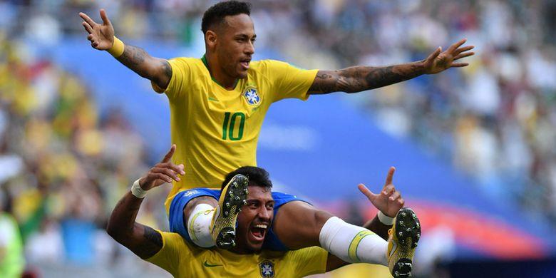 Alasan Neymar Jadi Kapten Permanen Timnas Brasil