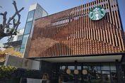 Starbucks Coffee Sanctuary Bali, Satu-satunya di Dunia