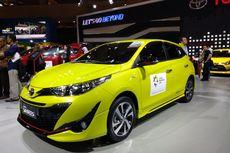 Ragam Promo Hatchback dan City Car di IIMS 2018