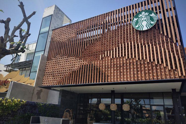Starbucks Reserve Dewata, gerai Starbucks satu-satunya di dunia dengan konsep Coffee Sanctuary