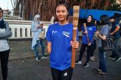 Nanda Mei, Atlet Difabel Pembawa Obor Asian Games 2018