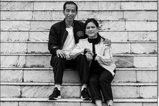 Saat Foto Kemesraan Jokowi-Iriana Diunggah ke Instagram...