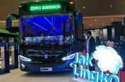 Akhir April, Pra-Uji Coba Bus Listrik di Jakarta