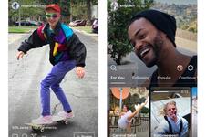 Diubah, Tampilan Instagram IGTV Jadi Mirip TikTok dan Snapchat