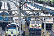 Kepala Stasiun Mabuk, Perjalanan Kereta di India Terganggu