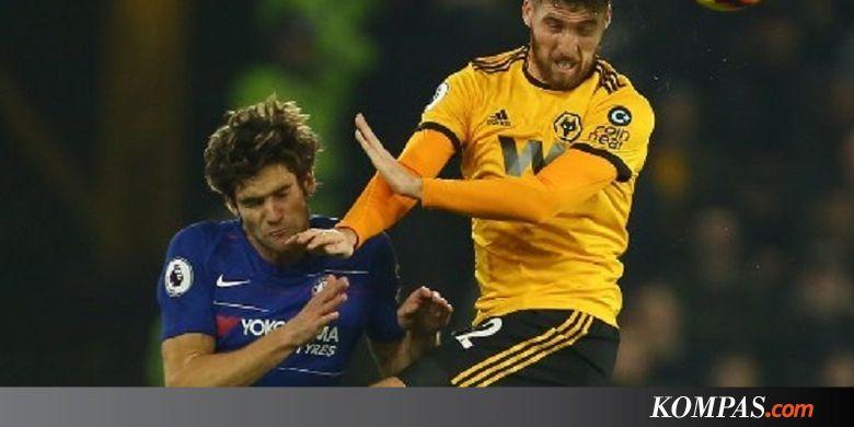 Hasil Wolves Vs Chelsea, Kekalahan Kedua The Blues - Kompas.com