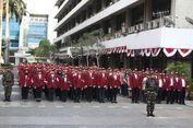 Upacara Gabungan Untar TNI Polri dan Soal Degradasi Nasionalisme