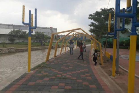 Taman Suplesi Bekasi, Lahan Kosong di Pinggir Aliran Kalimalang yang Disulap Jadi