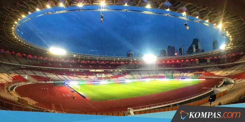 Jokowi: Inilah Wajah Stadion GBK yang Baru