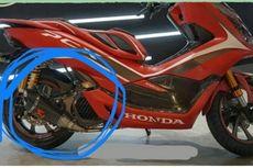 Modifikator Akui Kesalahan Pemasangan Logo Akrapovic di Knalpot PCX