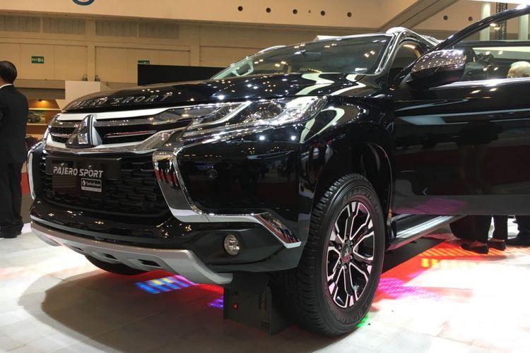 Penjualan Edisi ke-2 Mitsubishi Pajero Sport Rockford Fosgate di GIIAS 2018