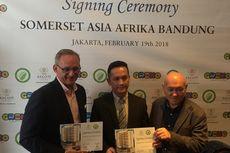 Perusahaan Singapura Kelola Apartemen di Bandung