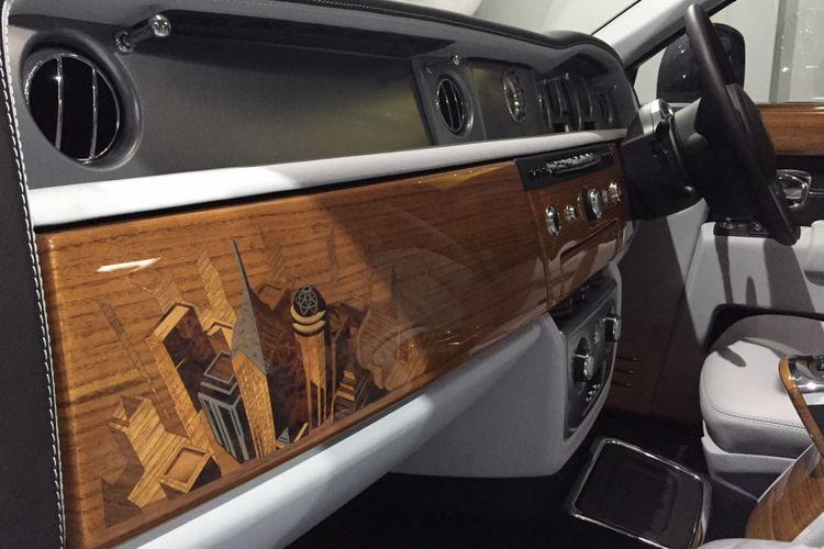 Interior Rolls Royce Phantom Metropolitan