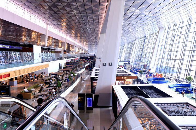 Bandara Soekarno-Hatta Terminal 3, 2018.