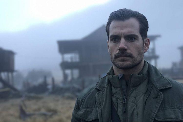 Aktor asal Inggris Henry Cavill berperan sebagai August Walker dalam film  Mission  Impossible - Fallout 59b43b7872