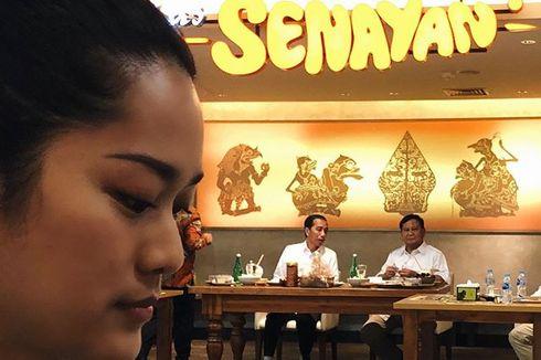 Prisia Nasution Saksikan Jokowi Bertemu Prabowo, Pesohor Pun Berkomentar