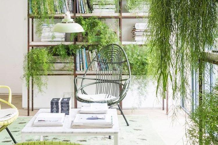 Taman dalam hunian sebagai solusi taman tanpa lahan