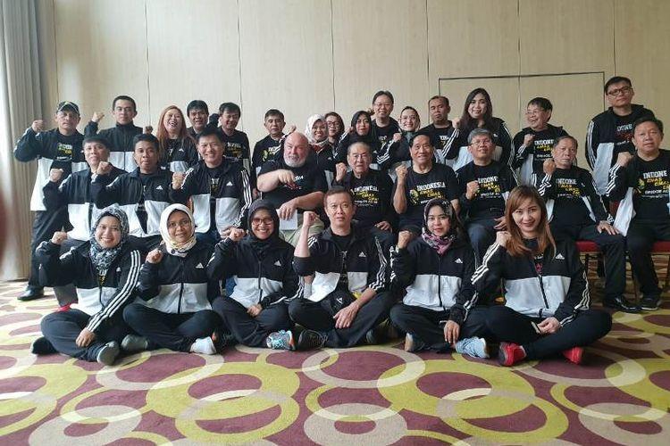 Timnas Bridge Indonesia Juara Umum di Chicago