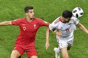 Portugal Unggul atas Iran pada 45 Menit Pertama