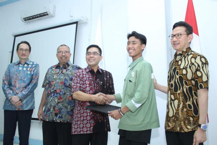 Program vokasi ketenagalistrikan yang diinisiasi Cirebon Power dan Kementerian Perindustrian.