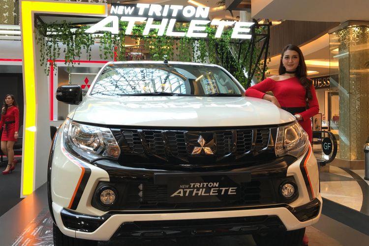Mitsubishi mencoba jajaki segmen lifestyle dengan pikap andalannya, Triton Athlete.