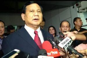 Prabowo Tegur Arief Poyuono Terkait Pernyataannya soal AHY