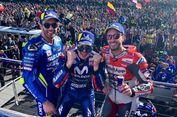 Klasemen MotoGP Setelah GP Australia, Dovizioso Tinggalkan Rossi