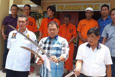 Bentrok di PT Lonsum Lahat, Polisi Tetapkan Kades sebagai Tersangka