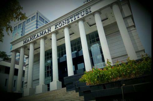 MK Kabulkan Penarikan Permohonan Uji Materi Terkait Hak Angket KPK