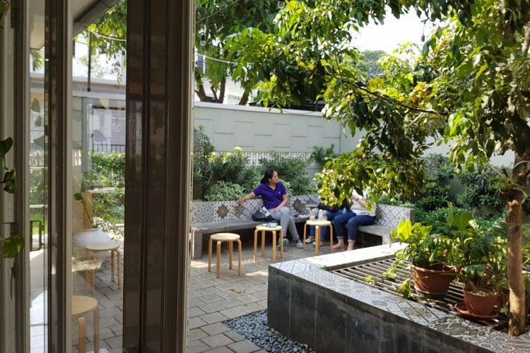 Kedai kopi Jacob Koffie Huis