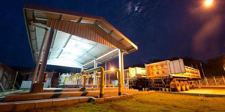 GasLink merupakan solusi inovatif PGN dalam hal penyediaan gas bumi untuk lokasi tanpa jaringan pipa distribusi.