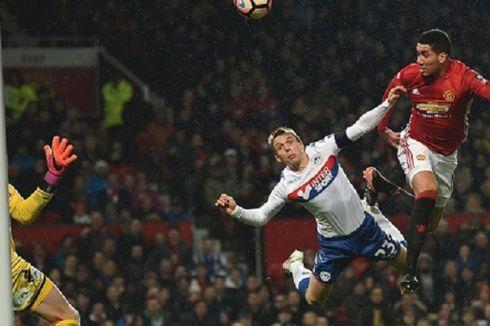 Smalling: Manchester United Mesti Pastikan Finis di Posisi Kedua