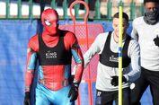 Ada Spider-Man di Latihan Rutin Leicester City