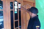 H-3 Pilkada Jateng, Alat Peraga Kampanye Dibersihkan Hingga ke Rumah Warga