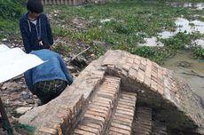 Balai Arkeologi Komentari Penemuan Anak Tangga di Sungai Musi