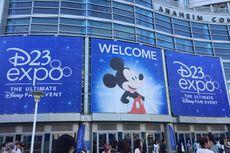 D23 Expo Belum Dimulai, Para Fans Rela Kena Terik dan Angin