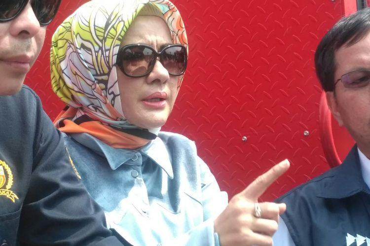Pelaksana Tugas Direktur Utama PT Pertamina Persero, Nicke Widyawati.