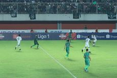 PSS Vs Arema, Tuan Rumah Menangi Laga Pembuka Liga 1 2019